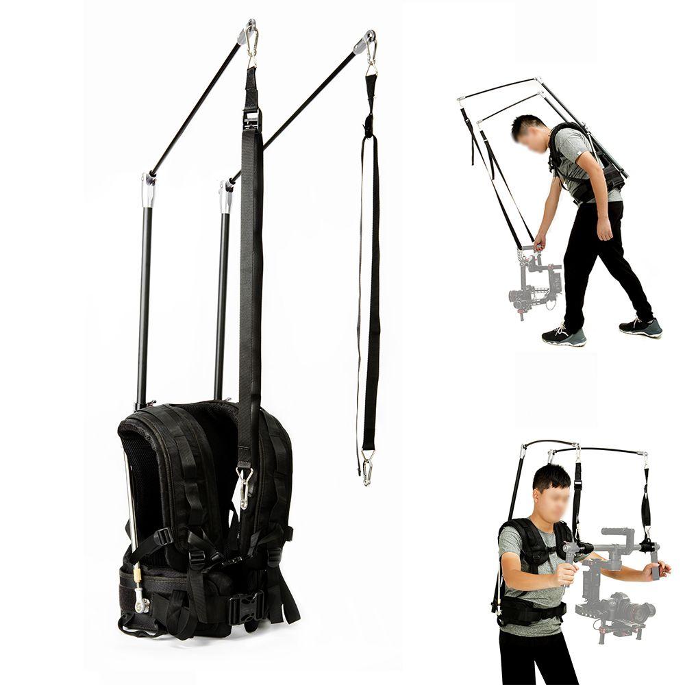 LAING V10 Vest 2-8Kg/6-13Kg Weight Bear as EASYRIG/READYRIG Video Film DSLR DJI Ronin M 3 Axis Gimbal Stabilizer Steadicam Vest