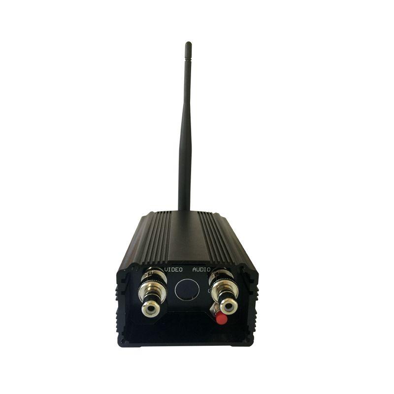 Hohe Qualität 1,2 GHz 10 KM FPV Fern Drahtlose Video-Sender mit 5000 mW, 8 kanäle Kamera Drone Zubehör