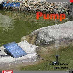 Solar Pump,DC Pump Brushless Motor Water Pump,Aquarium Submersible/,Rockery Fountain Garden solar pumps