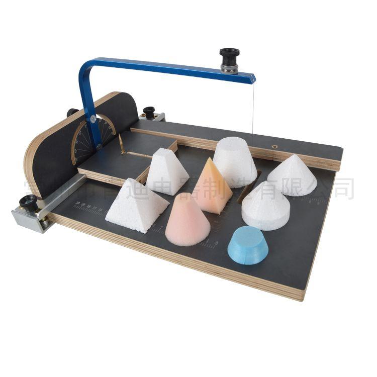 220V Board WAX Foam Cutting Machine Working Stand Table Tool Styrofoam Cutter CUTS FOAM KT 39x28x14.5cm