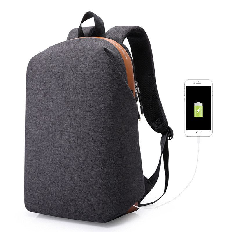 15.6inch Laptop Backpack For Men Women Oxford USB charging Anti Theft Waterproof Travel Backpack Male Xiaomi Backpack School Bag