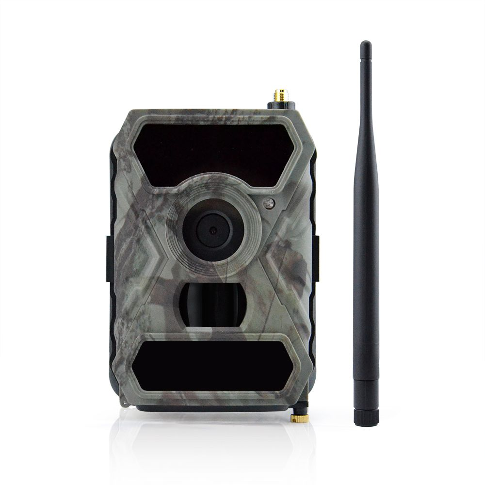 3G Mobile Trail Camera with <font><b>12MP</b></font> HD Image Pictures & 1080P Image Video Recording with Free APP Remote Control IP54 Waterproof