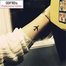 (Orden mínima $0.5) a prueba de agua tatuaje temporal pegatinas tatuaje Taty tatoo henna flash falsos tatto Amantes plano SYA014