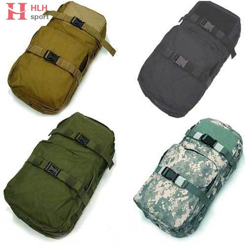 MBSS 3L Hydration Pack Water Rucksack Backpack Molle Tactical Water Pack Pouch Outdoor Sport Camping Hiking Hunting Bag