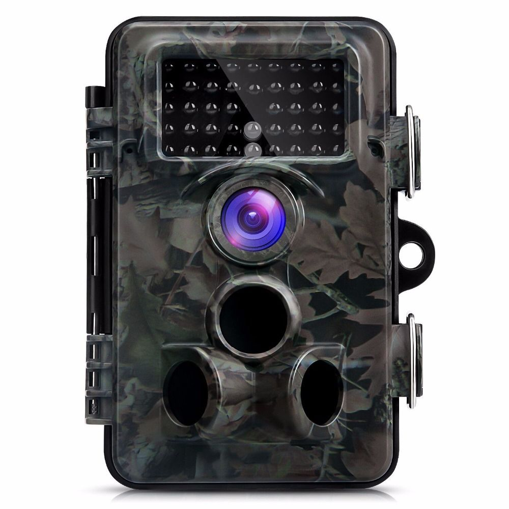 Trail Camera Infrared HD 1080P Wide Angle Waterproof <font><b>12MP</b></font> Night Vision Motion Detection Outdoor Hunting IR flash Hunting Camera
