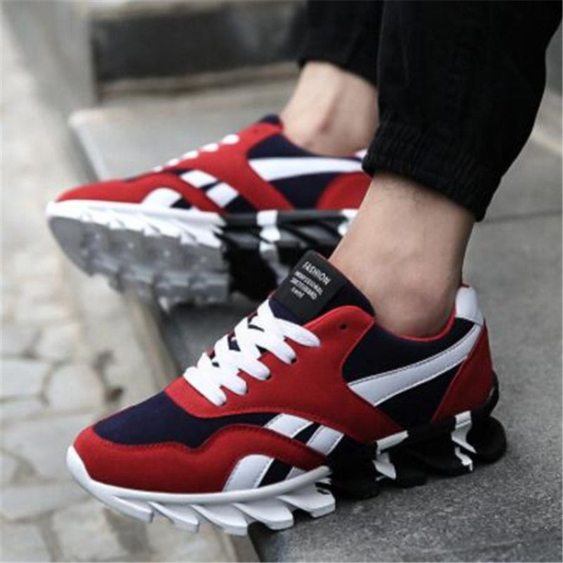 Spring autumn Trainers Men Sneakers Sport shoes outdoor Sneakers Sport Running shoes for men athletic Jogging shoes
