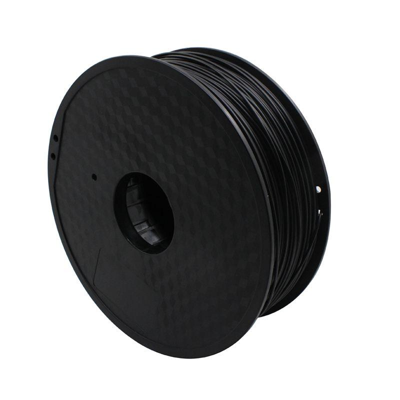 1kg 3D Printer Material 1.75mm 30% Carbon Fiber PLA Filament RepRap/Makerbot/Ultimaker/Mendel/kossel/creatbot,etc Sales 3D PEN