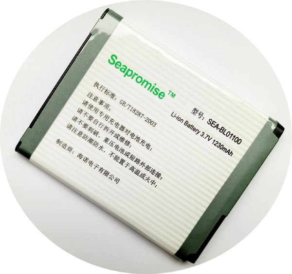 SEAPROMISE Freeshipping Retail mobile phone battery BL01100 (PL01100/BA S850/BA S910) for HTC Desire C A320E,Desire Golf