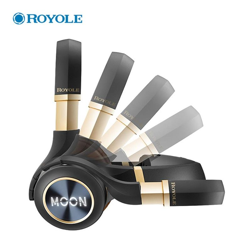 ROYOLE MOON VR Glasses All In One With HIFI Headphones 3D Virtual Reality Glasses Touch Control HDMI Mobile Cinema For PC