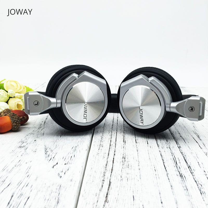 Joway наушники С микрофоном Кнопки головной телефон HiFi оригинальный бас Технология Best PC Gamer новый ПК tecnologia электронные