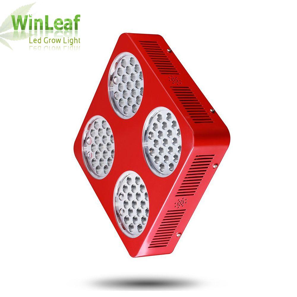 led grow light full spectrum for indoor plants Lamp 840W Double Chips Red/blue/white/orange/IR/UV Tent Grow Lamp Full Spectrum