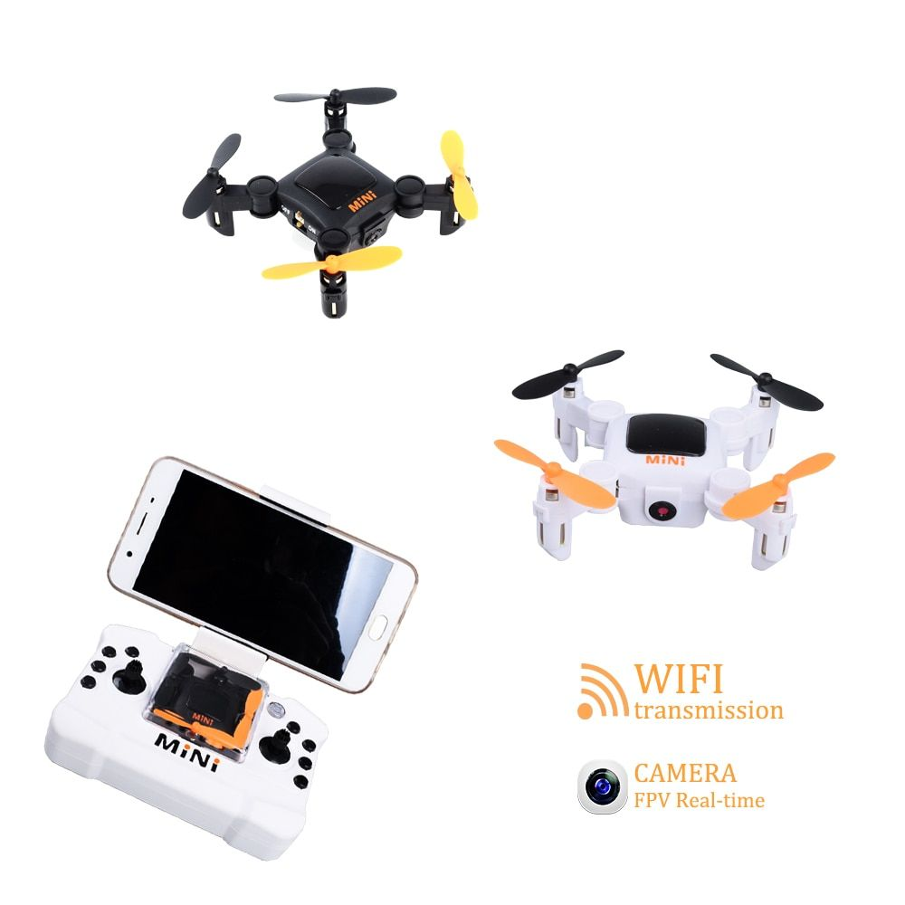 mini drone with camera nano drones rc quadcopter quadrocopte Remote Control Foldable Pocket Dron Mini Quad copter VS JY018 Dron