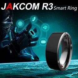 Jakcom R3 R3F Timer2 (MJ02) Cincin Teknologi Baru Jari Ajaib untuk Android Windows NFC Ponsel Smart Aksesoris