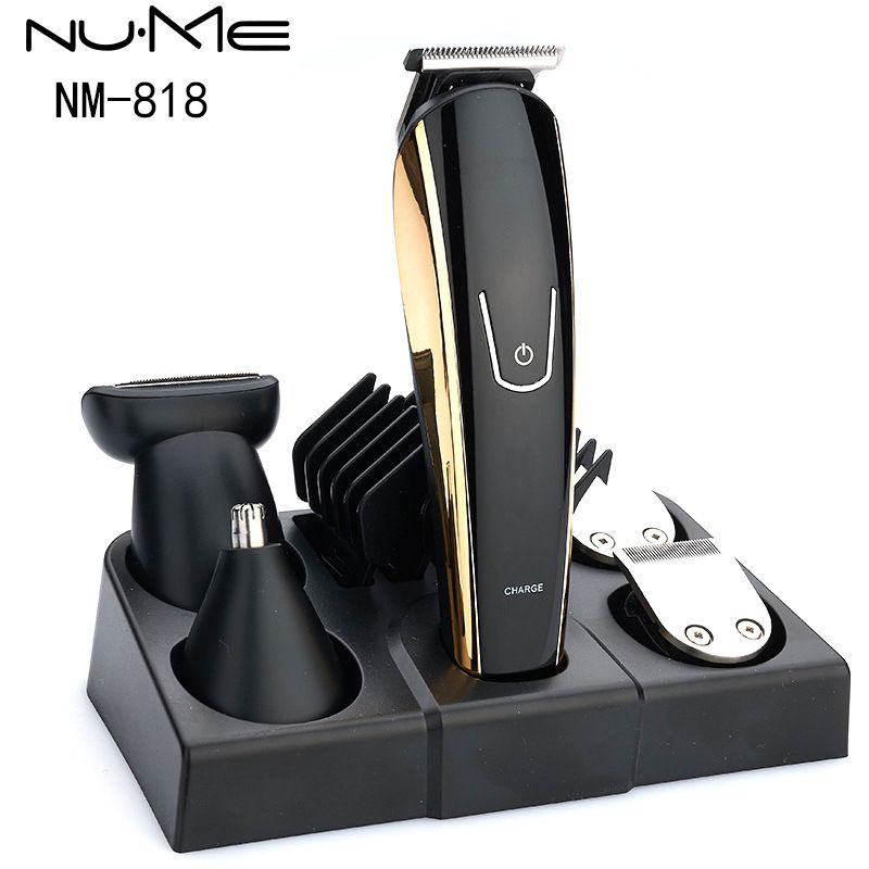 Electric Hair Trimmer 5 IN1 Beard Trimmer Sets kit trimmer hair clipper for men beard trimmer precision face shaving shaver