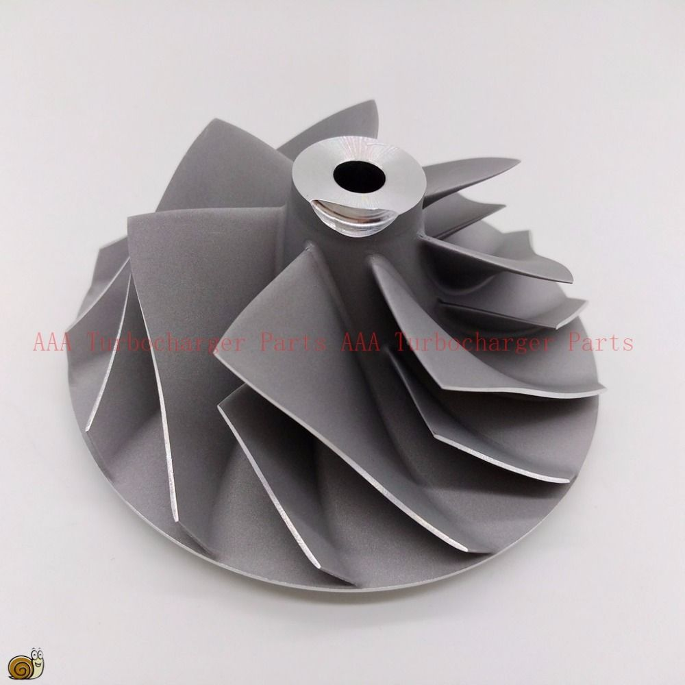 HX55 Turbo Compressor Wheel 71x99mm 8148987,4049337,8112637,20857656 supplier AAA Turbocharger PartS