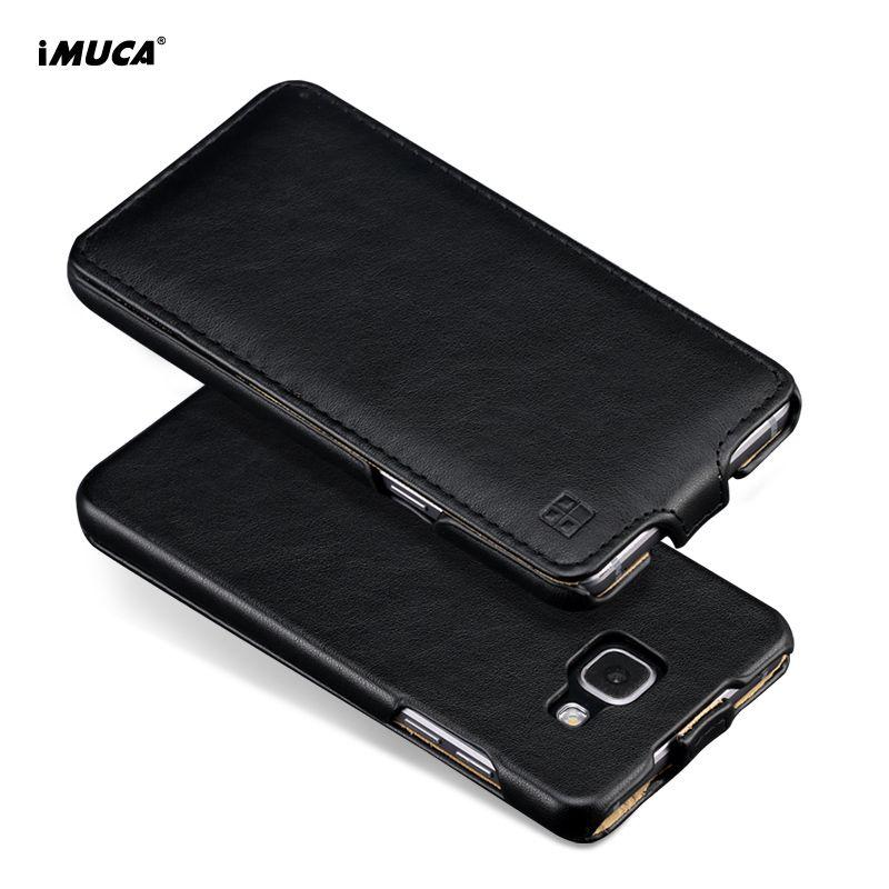 Pour Samsung Galaxy A3 2016 Cas iMUCA En Cuir Flip Cas Pour Samsung Galaxy A3 2016 Couvercle Portefeuille Cas de Téléphone Couverture A310F Hoesje