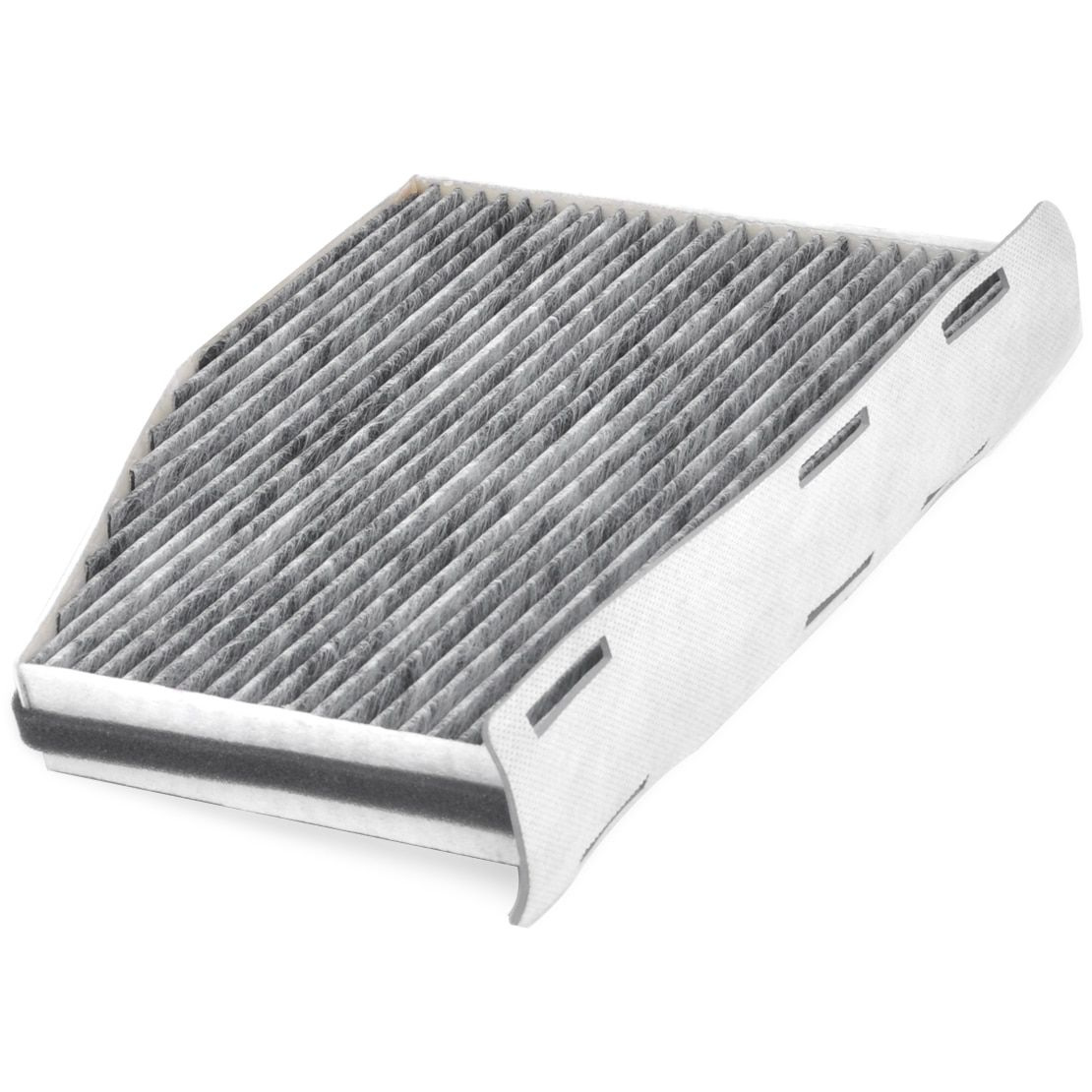 DWCX Car Carbon Fiber Cabin Air Filter 1K1 819 653 A / 1K1 819 653 B 1K1819653B for VW Passat Jetta GTI Golf Beetle Audi A3 TT