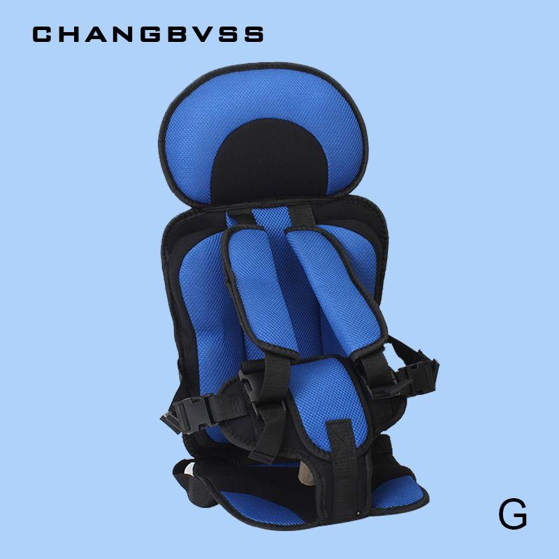 Возраст ребенка: 9 месяцев-для детей 12 лет Портативный Baby Care безопасности сиденье пятиточечными ремнями безопасности 9-40 кг бесплатная доста...