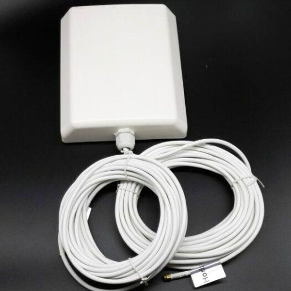 1800-2600 MHZ 4G LTE TDD 10db Mimo antenne 2 * sma-stecker mit 10 mt kabel