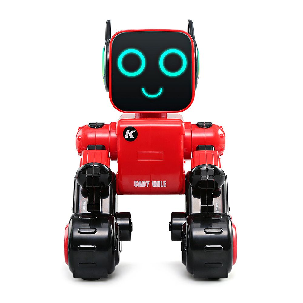 JJRC R4 RC Robots Multifunctional Voice-Activated Intelligent Toy Gesture Control Robot Toys Money Coin Saving Bank Kids Gifts