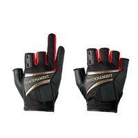 Три или пять пальцев кожаные перчатки для рыбалки Новые Высокое качество нескользящие рыболовные перчатки/Спорт на открытом воздухе Неско...