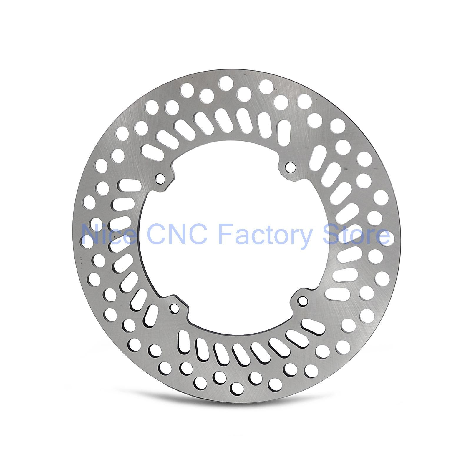 Motorcycle Front Rotor Brake Disc For Honda CR125 MTX125 XL125 MTX200 CR250 CR500 XR250 XR350 XR600 CRM250 XL600 XLR250R
