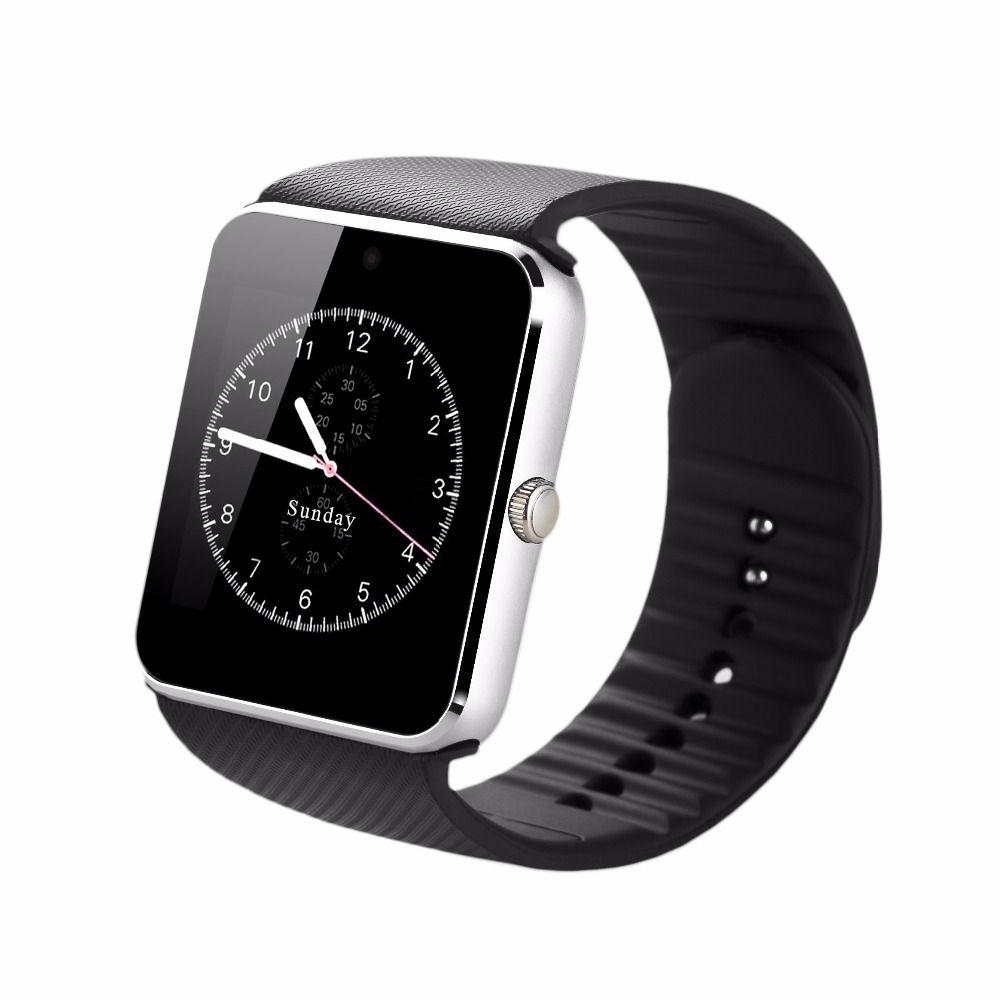 ZAOYIMALL Bluetooth Smart Watch GT08 Watches With Sim Card Slot For iphone android pk U8 dz09 smart watch Reloj Inteligente