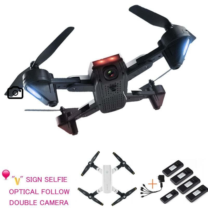SG700 Selfie Drones Rc Drone With Camera Wifi Fpv Quadcopter Optical Follow Helicopter RC Toy For Children Vs Visuo Xs809hw 19HW