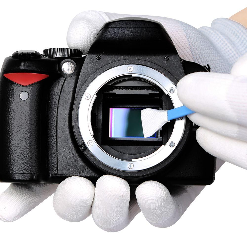 Caméra et Photo CCD/CMOS Écouvillon De Nettoyage Costume VSGO Capteur kit de nettoyage DDR-16 pour APS-C DSLR Capteur De Nettoyage