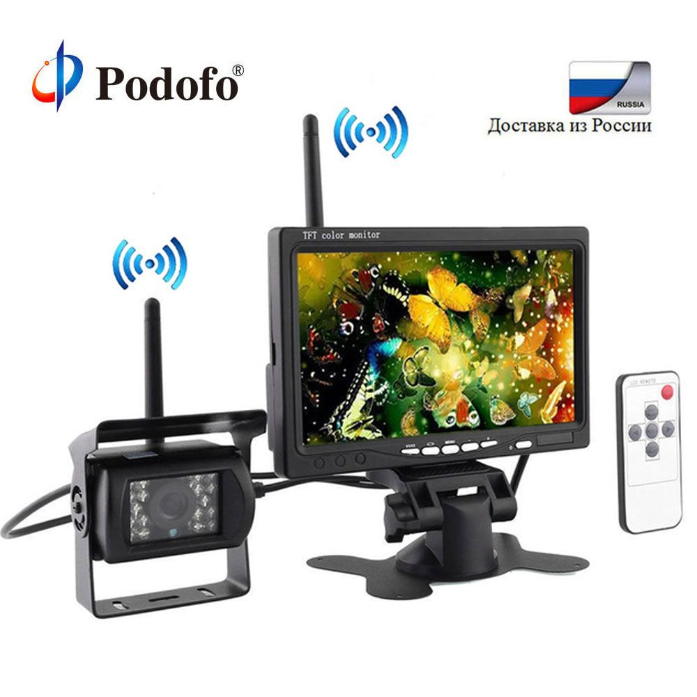 Podofo Wireless 7