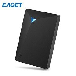 EAGET G20 500GB 1TB 2TB 3TB Hard Drives High Speed USB3.0 Shockproof Full Encryption External Hard Disk HDD For PC