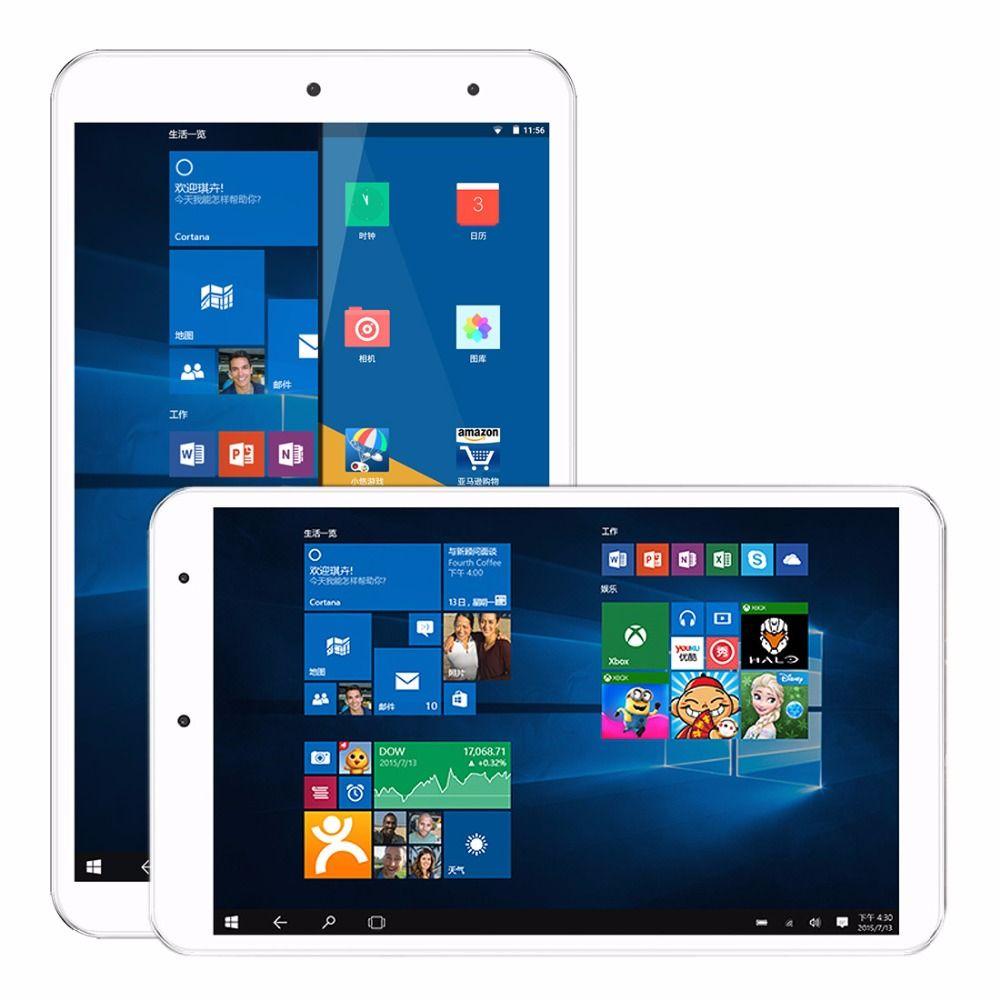 Original ONDA V80 Plus 8.0 pulgadas Dual OS Tablets PC Intel Cereza Trail X5 2 GB 32 GB de la Tableta de Windows 10 Home + Android 5.1 Tabletas