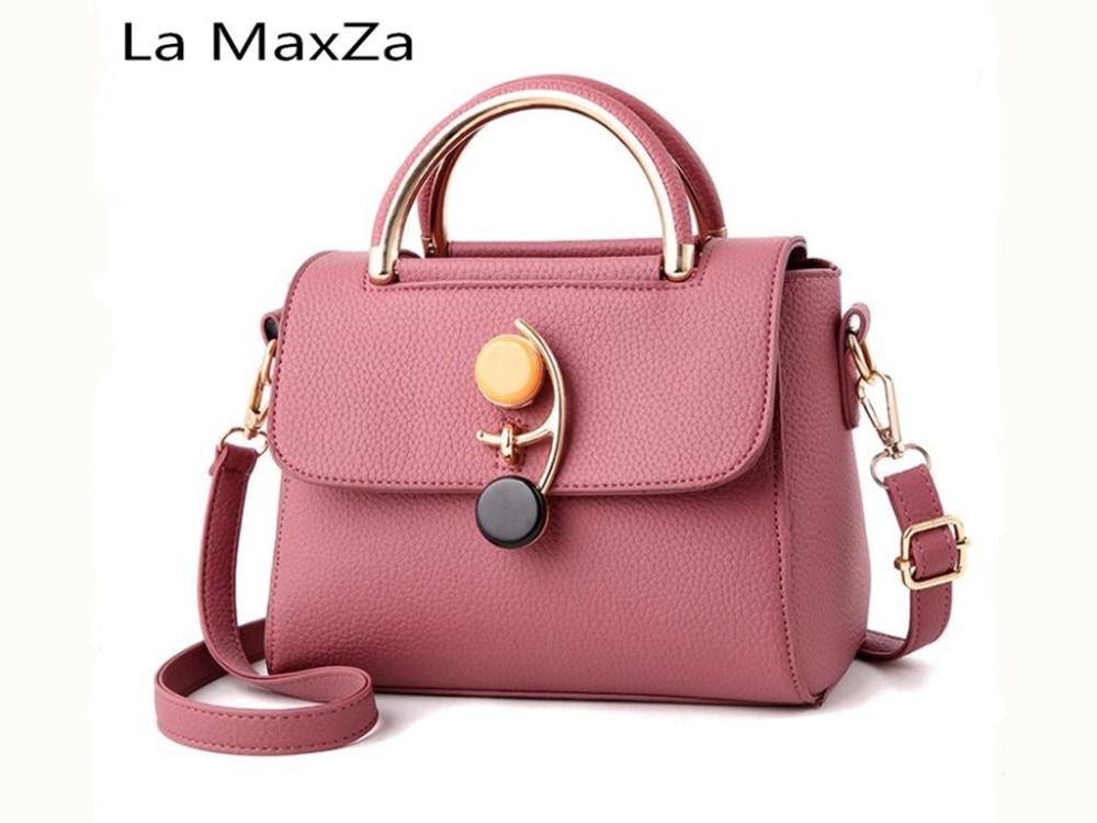 La MaxZa 2018 summer new wave diagonal shoulder small bag Korean fashion handbags Messenger small square bag