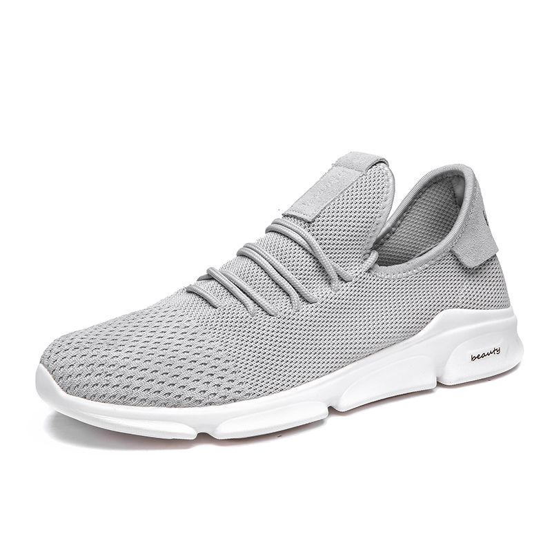 MEN Lightweight Summer Outdoor Air Mesh Sports Shoes Comfortable Men Sneakers 2018 Jogging Running shoes Plus Size 45