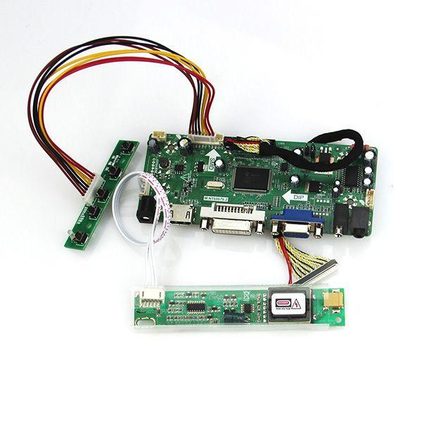 M. NT68676 LCD/LED Controller Driver Board Für LP154W01-A3 LTN154X3-L01 LTN154X1-L02 LTN154AT01 (HDMI + VGA + DVI + Audio)