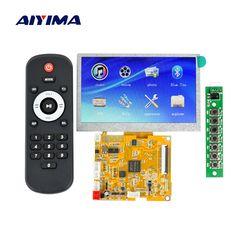 Aiyima LCD Lossless Bluetooth Decoder DTS FLAC APE AC3 WAV MP3 Decoder Board Decode