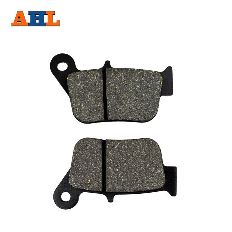 AHL Motorcycle Brake Pads Rear Disks For SYM Max SYM 400i ( Inc ABS ) 2011-2014 Max Sym 600i ( ABS ) 2014