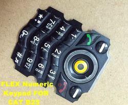FLEX Numeric Keypad FOR CAT B25 / Toughphone Sitemaster2 / MANN ZUG1