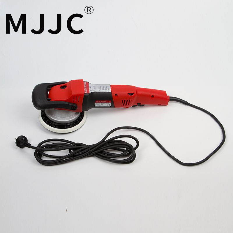 MJJC Brand Constant Speed Dual Action Polisher forced 3401Type options of 110V 220V, 240V American, European, UK Plugs available