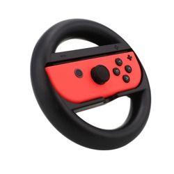 Gasky for Mario Kart 8 for Nintendo Switch Wireless Racing Wheel Gamepad Steering Wheel Bracket 2 piece