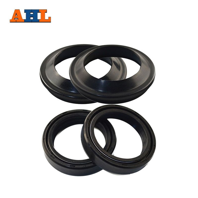 AHL 41x54 / 41 54 Motorcycle Front Fork  Damper Oil Seal and Dust seal (41*54*11)