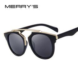 MERRY'S Mode Femmes Cat Eye lunettes de Soleil UV400