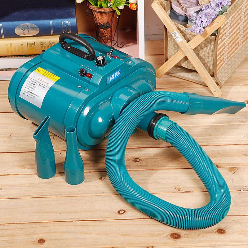 20%3300W Dual Voltage 110-240v Pet Dog Hair Dryer Pet Blower Low Noise Double Motor Stepless Wind Speed Eu Au Us Uk Plug Custom