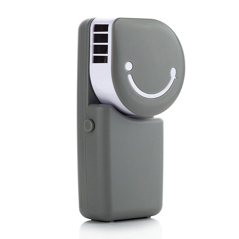 New Summer Mini Fan Cooling Portable Air Conditioning USB Charge Hand-held Cool Fan USB Rechargeable Cooling  Handheld Fan