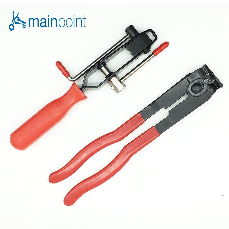 Mainpoint hohe qualität 2 STÜCK CV Joint Boot Klemmenzange Auto Banding Hand Tool Kit Set, für den einsatz mit kühlwasserschlauch, kraftstoff schlauchschellen