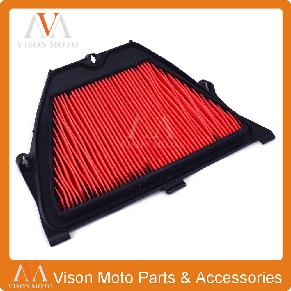 Motorcycle Air Intake Filter Cleaner For HONDA  CBR600 CBR 600 CBR600RR CBR 600 RR 600RR F5 2003 2004 2005 2006 03 04 05 06