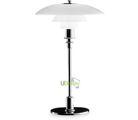 free shipping SQUD Replica Poul Henningsen PH 3/2 table lamp / PH table llamp