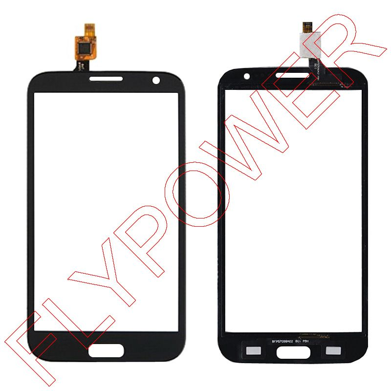 For THL W9 Touch Screen Digitizer glass in Black and White by free shipping; 100% Warranty