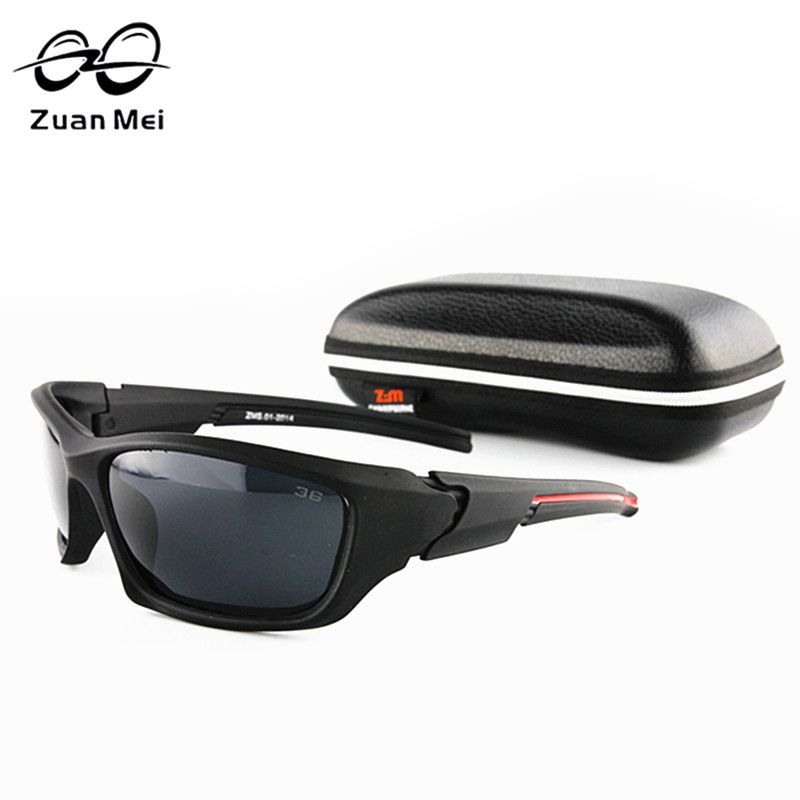Zuan Mei Brand Sunglasses Men Polarized Fashion Male Eyewear 2017 New Polarized Sun Glasses For Women <font><b>Travel</b></font> Oculos Gafas De Sol