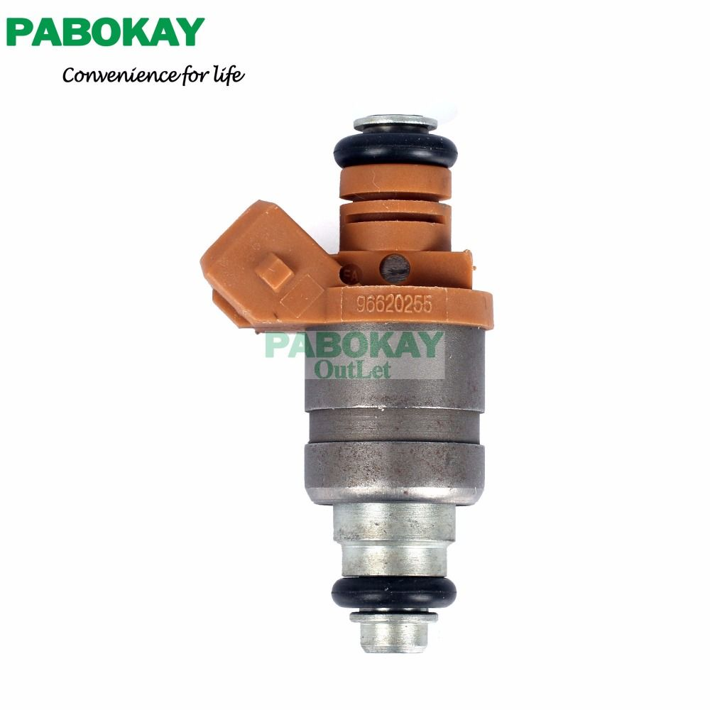 Free Shipping Fuel Injector Fits Daewoo Chevrolet Matiz spark 0.8i and 1.0i 98-10 ADG02801 96351840 96518620 96620255